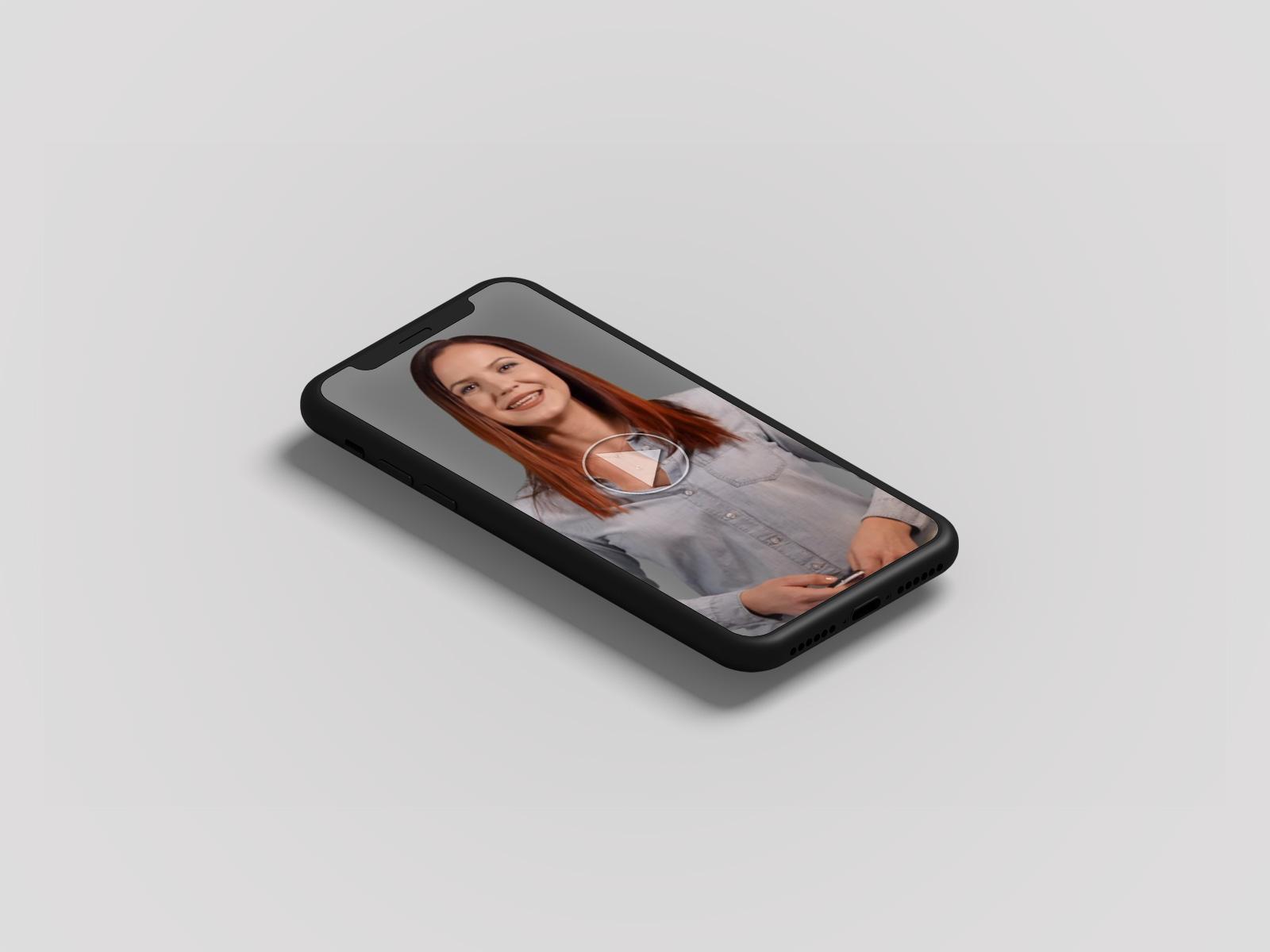 Mockup Brain-Friendly Video für Youtube –Content Marketing Katharina Rucker