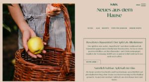 Portfolio Corporate Blog Protfolio Portfolio Prolactal Katharina Rucker Wording und Branding