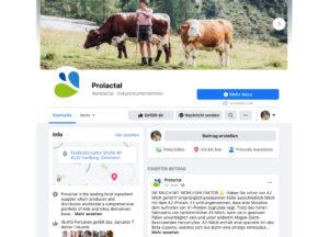 Portfolio Prolactal Katharina Rucker Online Marketing Graz